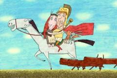 Histórias Preciosas, animação russa