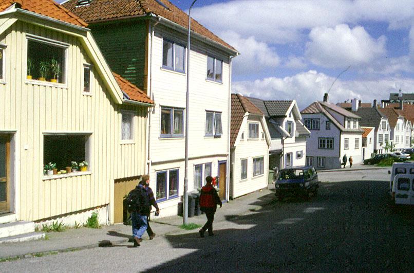 Stavanger, Noruega, 1997. Foto: Laura Tuyama