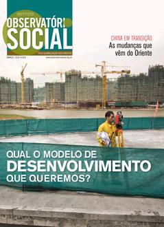 Revista do Observatório Social, edição 16. Abril de 2010.
