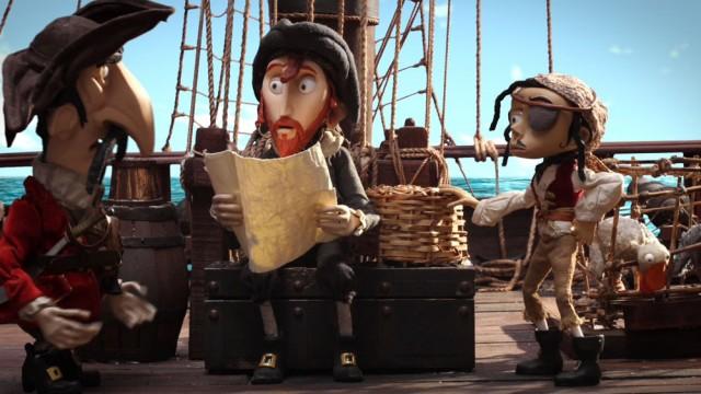 Selkirk, o verdadeiro Robinson Crusoe, de Walter Tournier