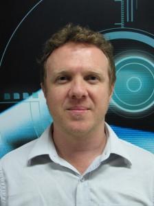 Cesare Quinteiro Pica, pesquisador da Fundação Certi