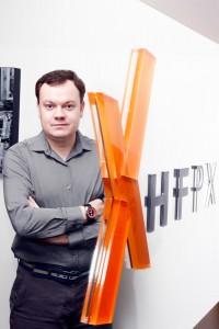 Hugo Fabiano Cordeiro, da HFPX Participações