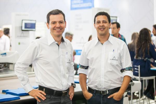 Claudio Grando e Ricardo Cunha, fundadores da Audaces. Foto: André Vanzin