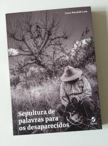 Capa do livro Sepultura de palavras dos desaparecidos
